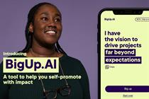 AnalogFolk encourages women to 'big up' language with AI app