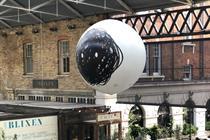 'Dot' campaign raises awareness of childhood eye cancer