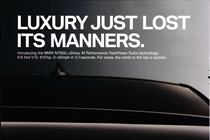 BMW rapped for condoning irresponsible driving
