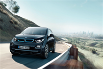 BMWi and Selfridges stage drive experience