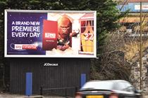 The Big Impression: January's Top 10 Out of Home campaigns