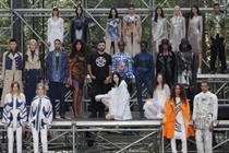 London Fashion Week fuses digital and physical