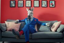 B&Q launches 'Let's Create' strapline with ad starring anthropomorphic zebra