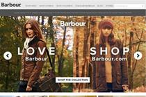 Barbour makes UK ecommerce debut ahead of global roll-out