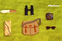 Barbour creates real-time illustrations of consumers' stories for summer campaign