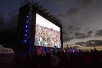 Global in pictures: Barclays Premier League Live descends on Cape Town