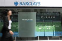 Barclays to close a quarter of branches