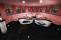 In pictures: A first look at Benefit's branded ship on the Thames