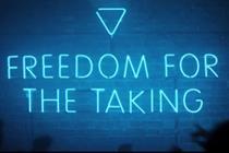 Blu eCig promotes 'freedom' with £20m debut UK ad push