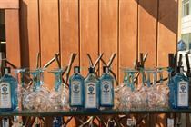 Bombay Sapphire partners with Courthouse Hotel for terrace takeover