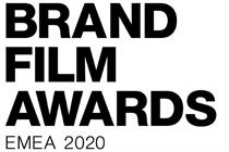 Brand Film Awards EMEA 2020: entry deadline nears