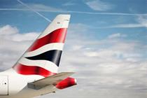 British Airways in marketing reshuffle
