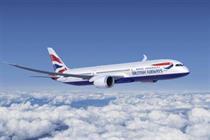 British Airways owner calls creative and media reviews