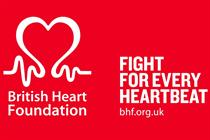 British Heart Foundation appoints Exposure