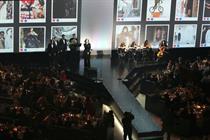 Swarovski and Yello Creative team up for the Fashion Awards 2016