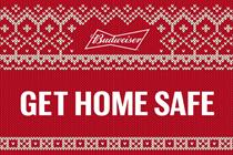 Budweiser to visit nine UK universities for Get Home Safe campaign