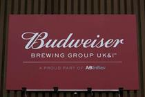 AB InBev UK rebrands as Budweiser Brewing Group UK&I