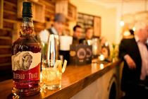 Buffalo Bourbon Empire pop-up returns for London Cocktail Week