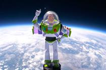 EBay sends Buzz Lightyear into space (for real) in Toy Story 4 partnership