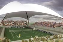 Airsculpt chosen for Scottish Brodies Champions of Tennis