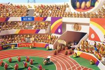 Cadbury's takes Crème Eggs to the Olympics