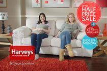 Harveys in talks with agencies about digital