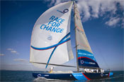 FutureBrand provides identity for Race for Change sailing initiative