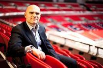 Simon Freedman leaves the FA for O2