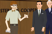Fans encouraged to make their own cartoon Mad Men