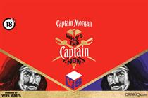Captain Morgan connects friends through online gaming experiences