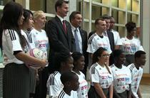 Full interview: Justin King and Jeremy Hunt on the 2012 School Games