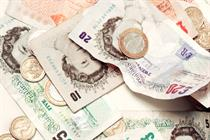 Carat global ad expenditure forecast