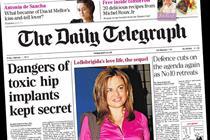 Telegraph to partner Women of Tomorrow Awards