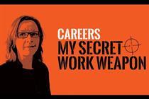 Claire Harrison-Church's secret work weapon? Just smile