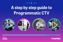 A step by step guide to Programmatic CTV