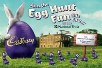 Cadbury selects RPM for annual Easter egg hunts