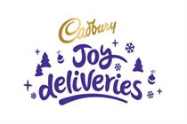 Global: Cadbury 'delivers joy' with Christmas truck activation