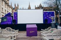 In pictures: Behind the 'doors' of Cadbury's travelling advent calendar