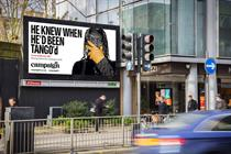 Campaign celebrates 50 years with poster campaign through JCDecaux