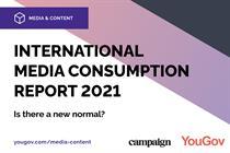The International Media Consumption Report 2021