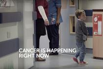 Cancer Research follows real cancer patients in doc-style 'Right Now' campaign