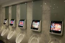 Captive Media creates Captain Morgan World Cup urinal game