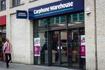 Peter Crouch stars as 'serial switcher' in Carphone Warehouse ad