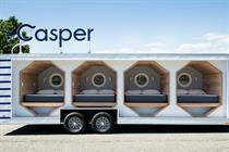 Casper to launch UK 'Sleep Tour'