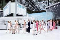 Chanel transports guests to Paris-Cambon Airport at SS16 show