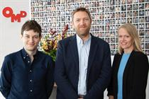 OMD UK poaches Vizeum's Charlie Ebdy to be CSO