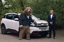 Pablo wins Citroen and launches debut ad during Rugby World Cup