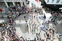 In pictures: Brands take to Regent Street for summer food festival