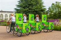 Clipper Teas launches summer sampling campaign