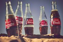 Share a Coke campaign returns with holiday twist